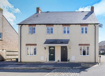 Thumbnail 3 bed end terrace house for sale in Appleford Drive, Carterton