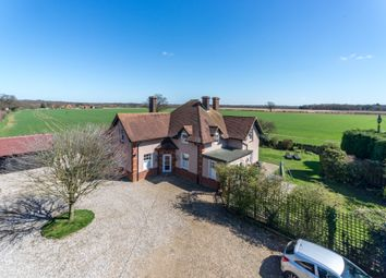 Thumbnail 4 bed detached house for sale in Maldon Road, Birch, Colchester