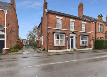 Thumbnail 5 bed property for sale in Shropshire Street, Market Drayton