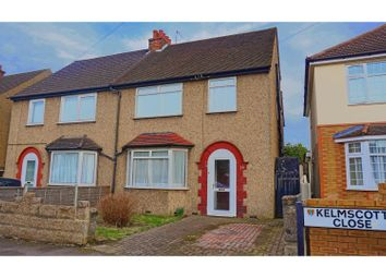 Thumbnail 3 bed semi-detached house for sale in Kelmscott Crescent, Watford