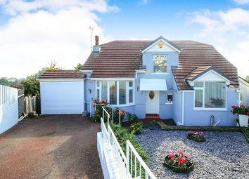 Thumbnail 4 bed bungalow for sale in Preston, Paignton, Devon