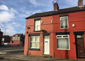 Thumbnail 2 bed end terrace house for sale in Weaver Street, Walton, Liverpool