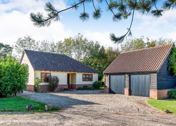 Thumbnail 2 bed bungalow for sale in Walsham Le Willows, Bury St Edmunds, Suffolk