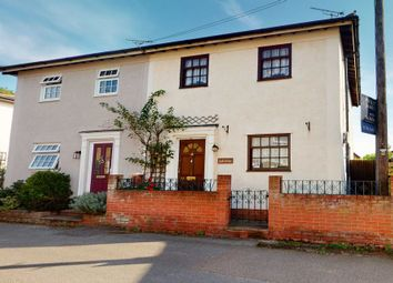 Queen Street, Coggeshall CO6. 2 bed semi-detached house