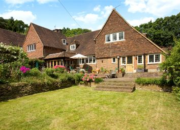 Thumbnail 3 bed semi-detached house for sale in Brox Road, Ottershaw, Chertsey, Surrey