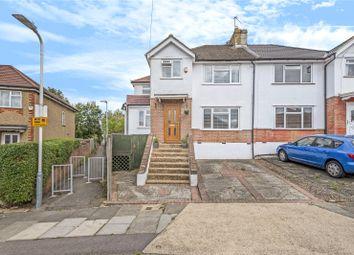 Heathfield Rise, Ruislip, Middlesex HA4. 4 bed semi-detached house