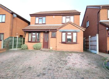 Thumbnail 4 bed detached house for sale in Penryn Close, Nuneaton