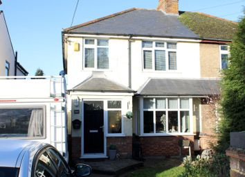 Thumbnail 3 bedroom semi-detached house to rent in Gorleston Road, Lowestoft