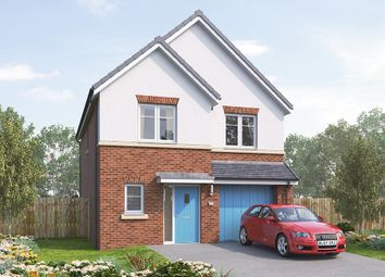 "Thumbnail 4 bed detached house for sale in ""The Ashbury"" at Northgate Lodge, Skinner Lane, Pontefract"