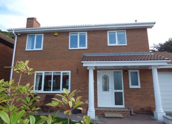 Thumbnail 4 bed detached house for sale in Wansbeck Mews, Ashington