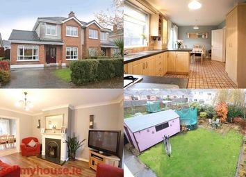 Thumbnail 4 bed semi-detached house for sale in 3 The Elms, Forest Park, Portlaoise, Y9Fw