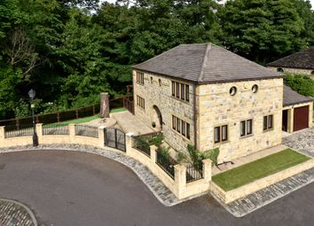 Thumbnail 4 bed detached house for sale in Stockwell Vale, Armitage Bridge, Huddersfield