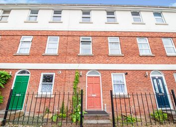 4 bed terraced house for sale in Emma Place, Plymouth, Devon PL1