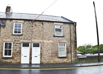Thumbnail 2 bedroom end terrace house for sale in West Road, Prudhoe