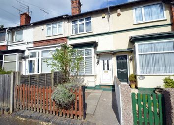 Thumbnail 2 bedroom terraced house for sale in Doidge Road, Erdington, Birmingham