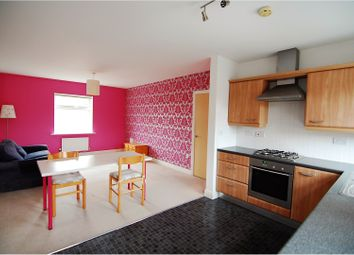 Thumbnail 2 bed flat for sale in Millbank Place, Bestwood Village