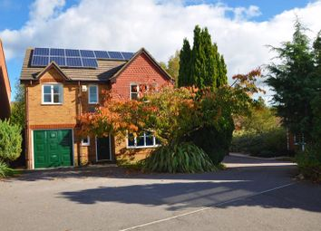 Thumbnail 4 bed detached house for sale in Cole Close, Andover