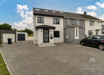Thumbnail 3 bed end terrace house for sale in Shortwood Crescent, Plymstock, Plymouth