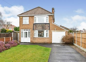 Thumbnail 3 bed detached house for sale in Dalkeith Avenue, Alvaston, Derby