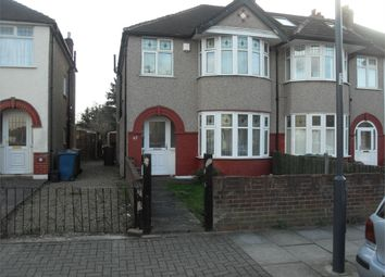 Thumbnail 4 bed semi-detached house to rent in Balmoral Road, Harrow, Middlesex