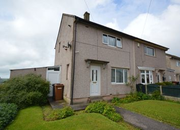 Thumbnail 2 bed semi-detached house for sale in Wythburn Close, Hensingham, Whitehaven