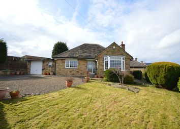 Thumbnail 3 bed detached bungalow for sale in Brownroyd Road, Honley, Holmfirth, West Yorkshire