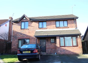 Thumbnail 4 bed detached house for sale in Hollowsfarm Avenue, Shawclough, Rochdale