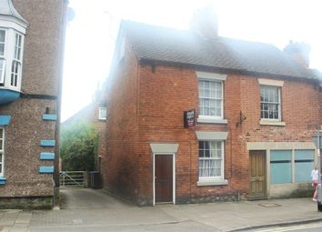 Thumbnail 3 bed terraced house for sale in High Street, Cheadle, Stoke-On-Trent, Staffordshire