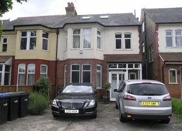 Thumbnail 4 bed semi-detached house to rent in Fords Grove, Winchmore Hill, London