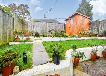 Thumbnail 1 bedroom semi-detached bungalow for sale in Whitehawk Close, Brighton