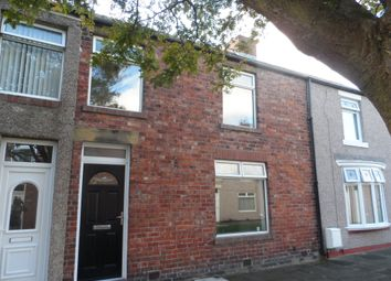 Thumbnail 3 bedroom terraced house for sale in Maud Terrace, West Allotment, Newcastle Upon Tyne