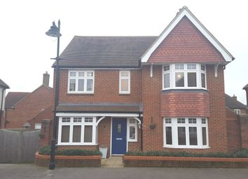 Thumbnail Detached house to rent in Redworth Drive, Amesbury, Salisbury