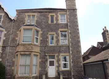 Thumbnail 1 bed flat to rent in Shrubbery Road, Weston-Super-Mare