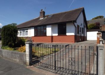 Thumbnail 3 bedroom bungalow for sale in Ashton Close, Ashton-On-Ribble, Preston, Lancashire
