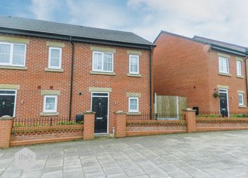 Thumbnail 2 bedroom mews house for sale in Plank Lane, Leigh, Wigan