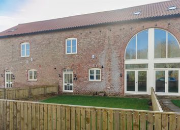 Thumbnail 4 bed barn conversion for sale in Lilac Cottage, Enholmes Farm, Patrington