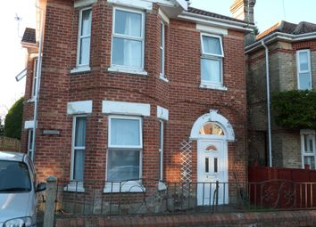 Thumbnail 2 bed flat to rent in Woodend Road, Winton, Bournemouth