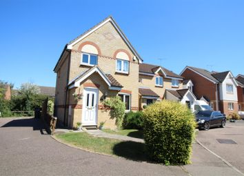 Thumbnail 3 bed terraced house for sale in Bentley Drive, Church Langley, Harlow
