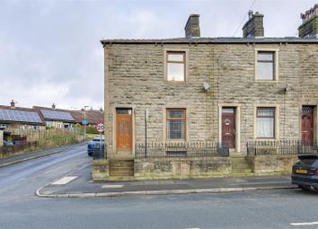 Thumbnail 2 bedroom end terrace house to rent in New Line, Bacup, Lancashire