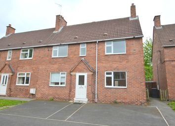 Thumbnail 4 bedroom semi-detached house for sale in Walton Drive, Chesterfield