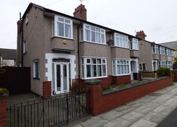 Thumbnail 3 bed semi-detached house for sale in Woodville Avenue, Crosby, Liverpool