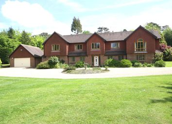Thumbnail 5 bed detached house for sale in Fielden Road, Crowborough