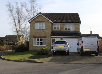 Thumbnail 4 bed detached house to rent in Hillcrest Close, Goffs Oak, Hertfordshire