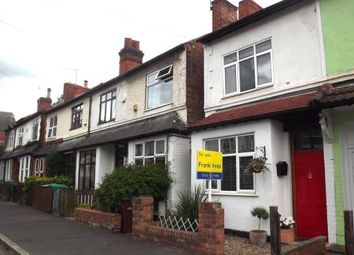 Thumbnail 3 bed end terrace house for sale in Wentworth Road, Nottingham, Nottinghamshire