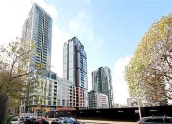 Thumbnail 1 bed flat for sale in Harbour Central, London
