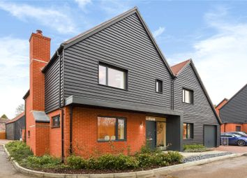 Thumbnail 5 bed detached house for sale in Station Drive, Sutton Scotney, Winchester, Hampshire
