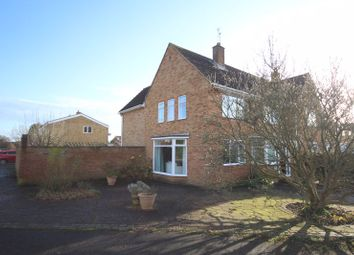 Thumbnail 4 bed semi-detached house for sale in Stainer Road, Tonbridge