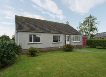 Thumbnail 4 bed bungalow for sale in Sinclair Street, Halkirk, Caithness, Highland