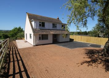 Thumbnail 4 bed detached house to rent in Winslade Park Avenue, Clyst St. Mary, Exeter