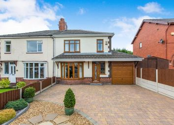 Thumbnail 3 bedroom semi-detached house for sale in Park Road, Westhoughton, Bolton, Greater Manchester